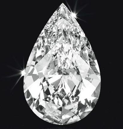 Бесцветный бриллиант