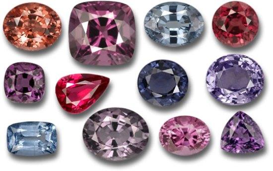 Синтетические камни