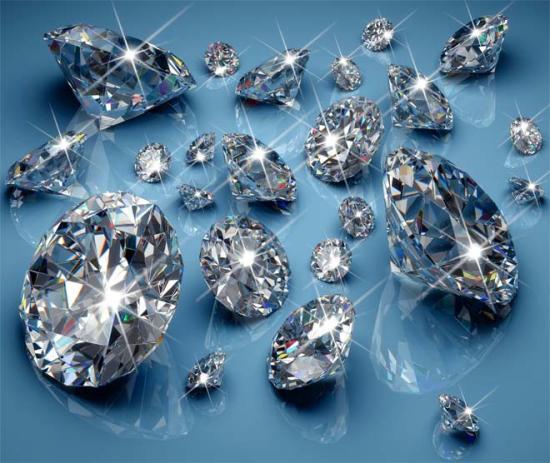 Искусственный бриллиант  названия, свойства и значение камня d154ee1a04d