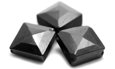 Чёрные камни