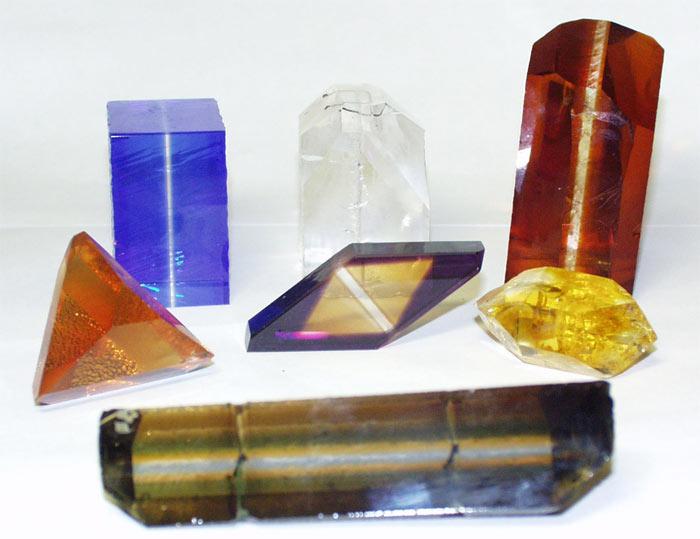 гидротермальные драгоценные камни