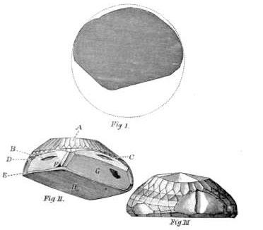 Алмаз в древней огранке
