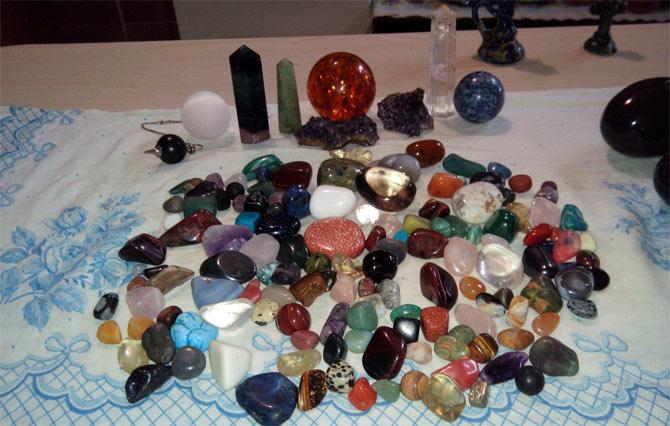камни для гадания