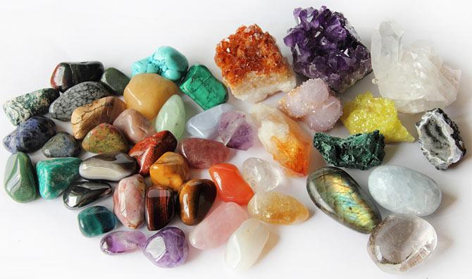 камни для лечения