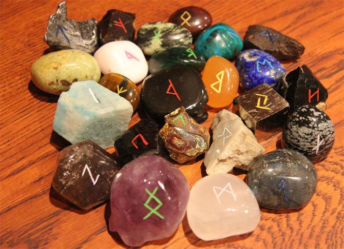 камни судьбы гадание