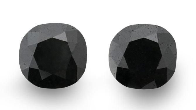 Чёрные алмазы