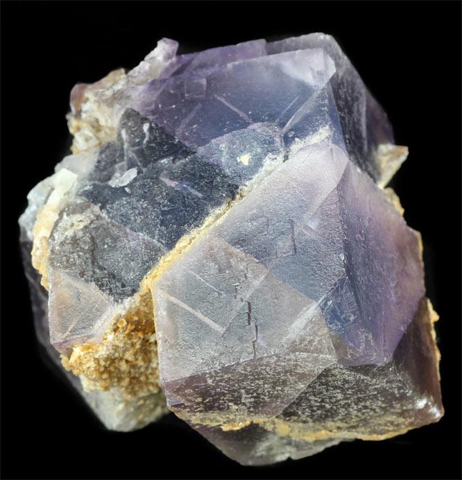 кристалл флюорита