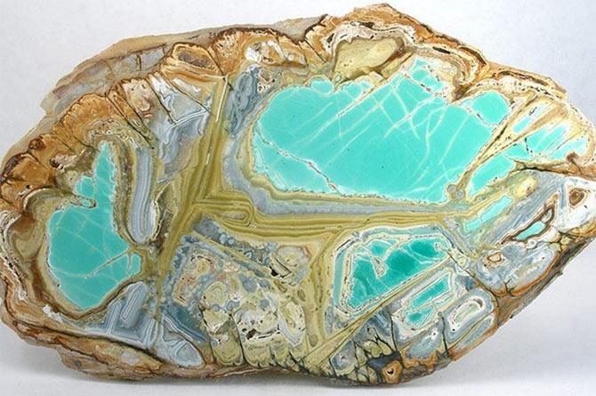 минерал Варисцит