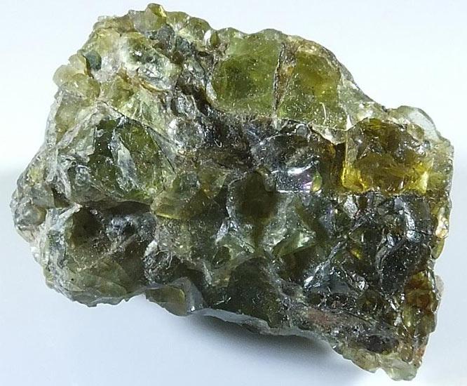 минерал оливин