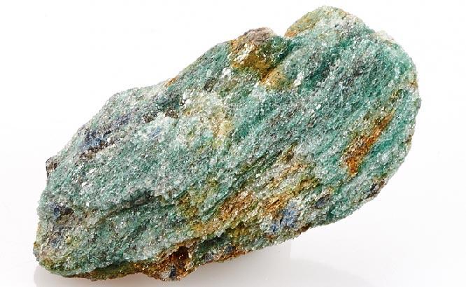 минерал Фуксит