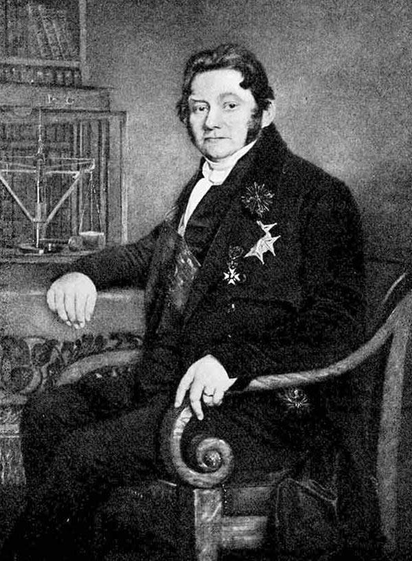 Джон Берцелиус