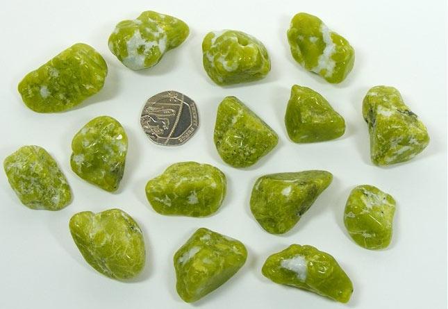 Лизардиты минералы