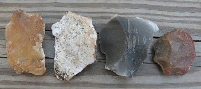 камни Кремень