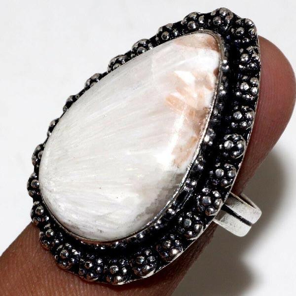 кольцо из Сколецита