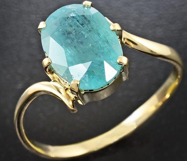 кольцо с грандидьеритом
