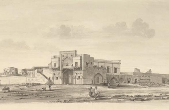 Крепость Ахмаднагар
