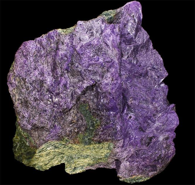 Стихтит минерал
