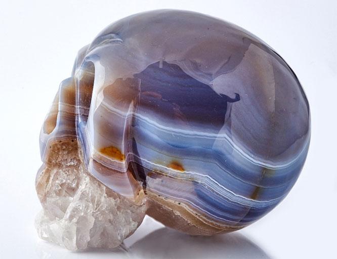 камень агат ботсвана