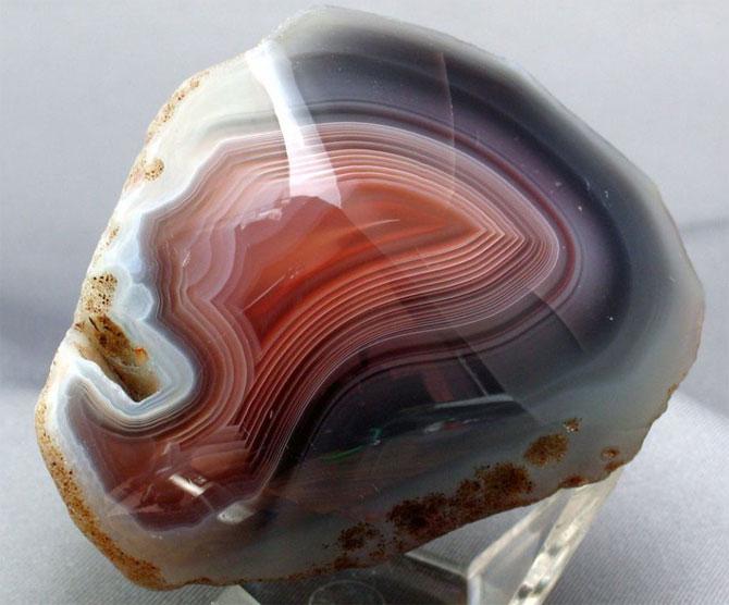 минерал агат ботсвана