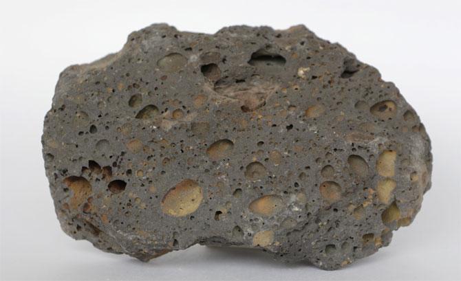 горная порода базальт