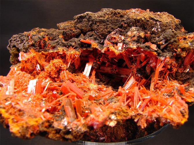 крокоит минерал