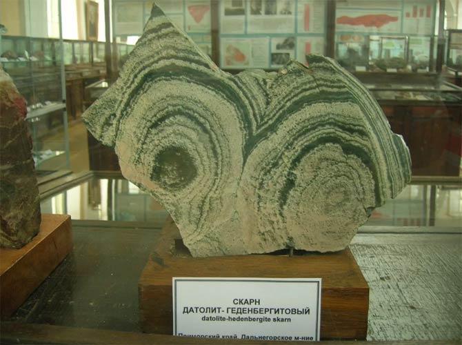 минерал Скарн