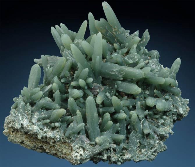 празем минерал