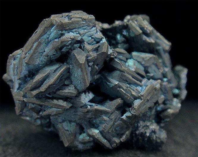 Халькозин кристалл