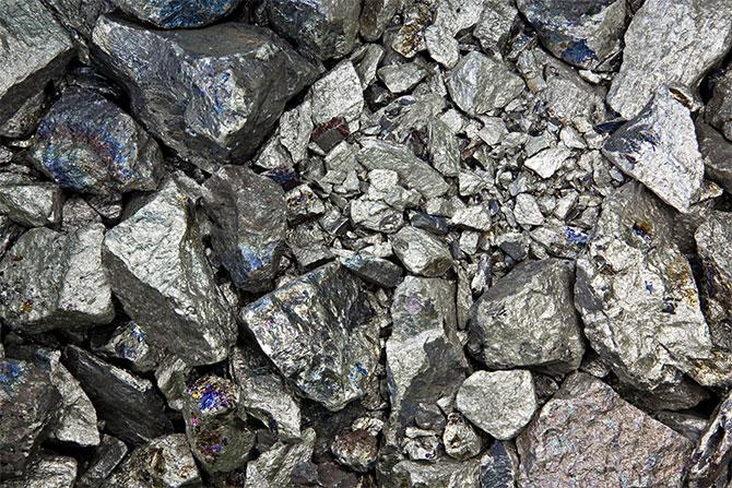Никелевая руда