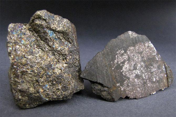 добыча никеля