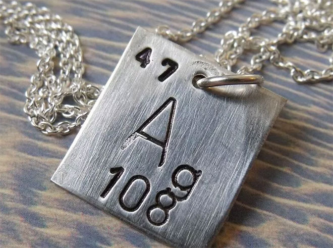 серебро элемент