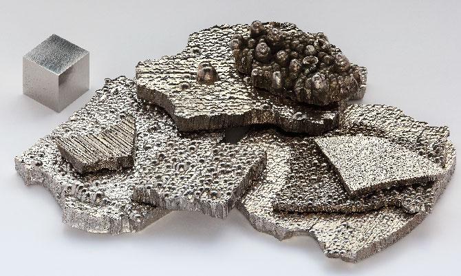 Элементарный кобальт