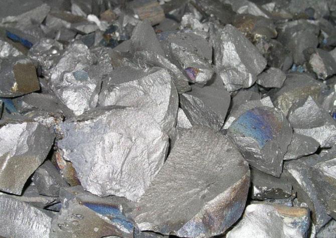 Марганец металлический мн95