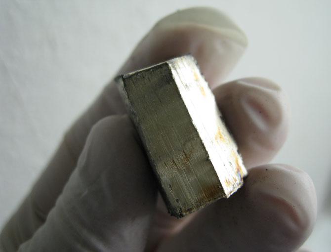 Щелочной металл Литий
