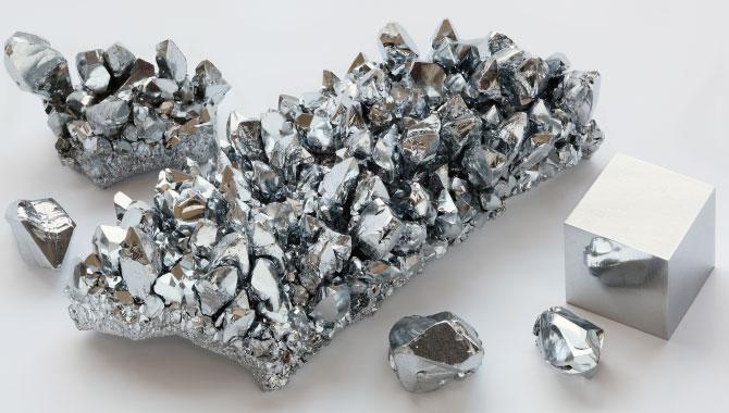 Свойства металла Хром