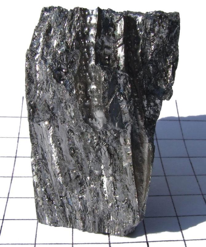 Бериллий, чистота более 99%, поликристаллический фрагмент