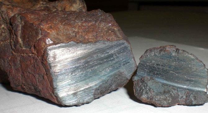 Металл железо