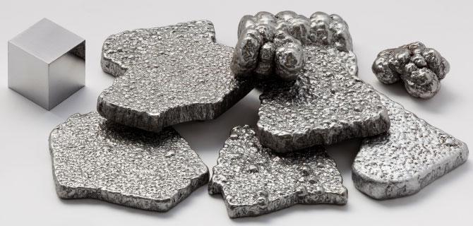 Сверхчистое железо