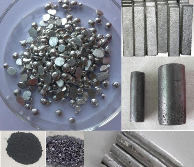 кадмий металл