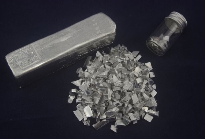 металл индий