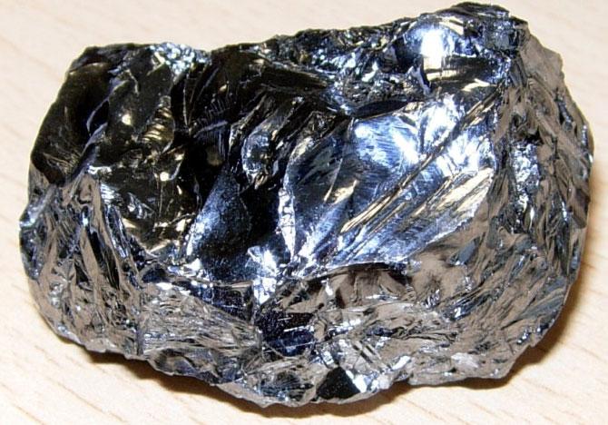 Поликристаллический кремний (99,9 %)
