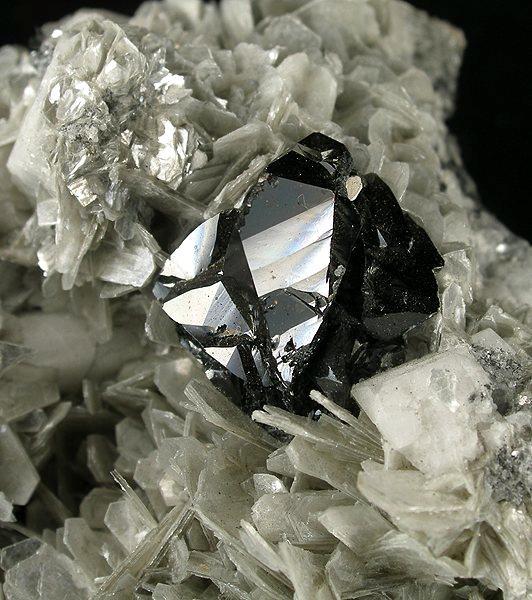 Касситерит кристаллы